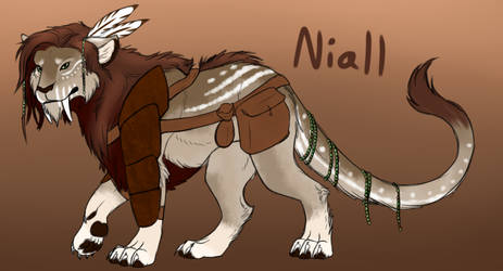 Niall by Icy-Marth