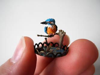 Kingfisher by asa-baijan