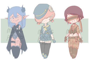 (closed) adoptable batch by magicpotatokun