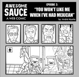 Awesome Sauce 2 by UberDre