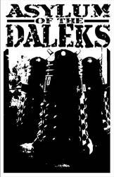 Asylum of the Daleks by UberDre
