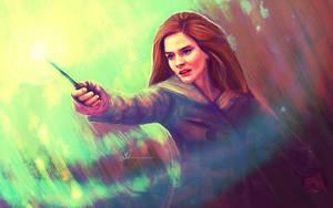 Hermione Granger by evehartman