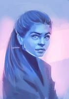 Thylane Blondeau by evehartman