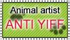 Animal artist anti yiff by Matto-Sakujo