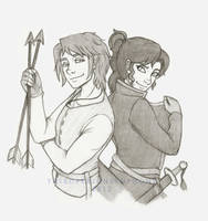 Weapon Swap by ThirdPersonSymphony