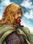 Viking Warrior by severeene