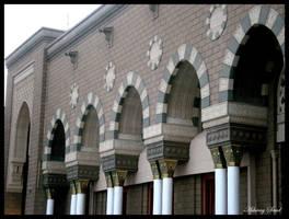 Al-Masjid al-Nabawi by Ash-S