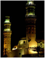 Quba Mosque by Ash-S
