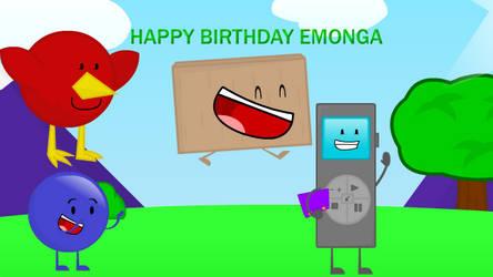 Emonga's gift by DaveFelisFan24