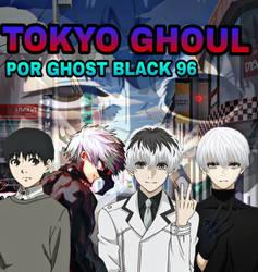 TOKYO GHOUL SAGA by masterghostblack96