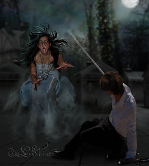 Vampire by LenaNik