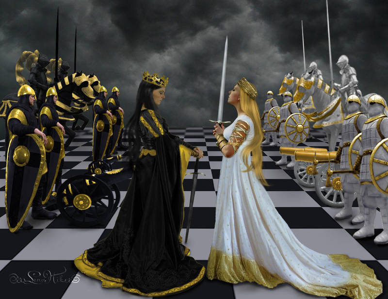 Chess by LenaNik