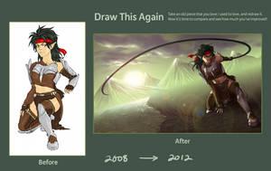-Draw This Again- [[ REDUX ]] Forte by Deus-Nocte