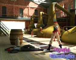 Street Fighter 4 by Lustful-Illumination