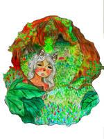 Magic Forest~ by MIHETIGRVO