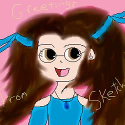 Welcome from Sketchergirl by sketchergirl