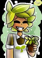 herb is my child by kiwinatorwaffles