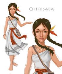 Chihisaba Video Game by Didi-Esmeralda