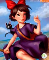 Kiki's delivery service by Didi-Esmeralda