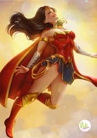WonderWoman by Didi-Esmeralda