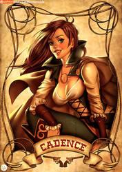 Cowgirl Cadence by Didi-Esmeralda