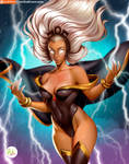 Storm - Marvel by Didi-Esmeralda