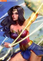 Wonder Woman by Didi-Esmeralda