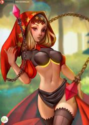 Velvet Odin Sphere by Didi-Esmeralda
