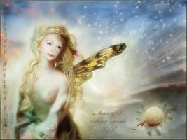beautiful advent season by Drezdany