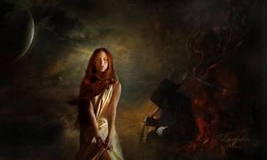 Melancholia by Drezdany