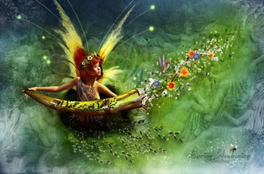 Spring Awakening by Drezdany