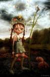 Pumpkin Queen by Drezdany