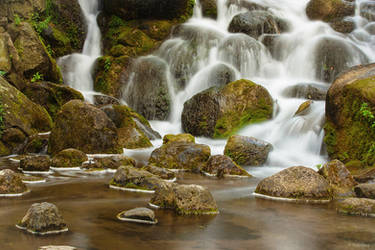 water by Drezdany