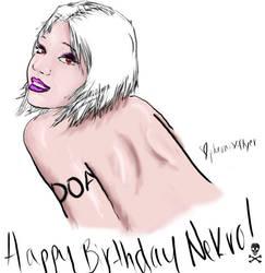 Happy 21st Nekro by PheonixFlyer