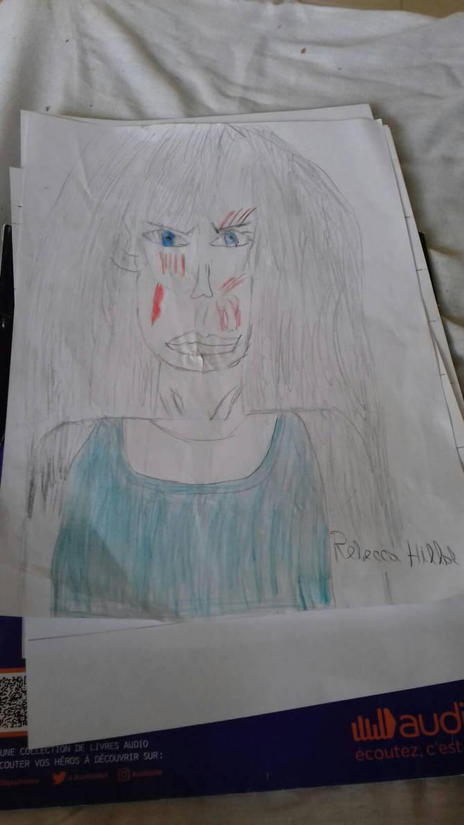 Rebecca Hillal by Wyngy02