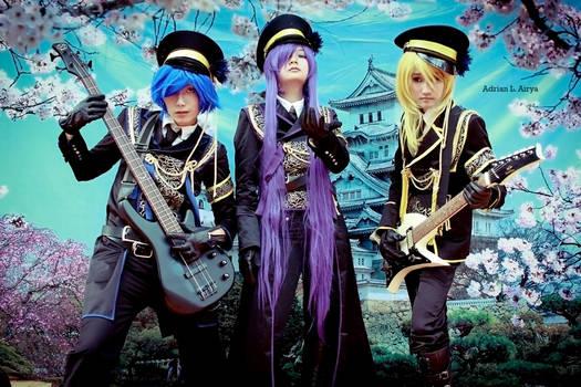 Vocaloid: Arrest Rose by adrian-airya
