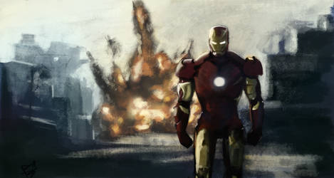 I Am Ironman by PerperRulez