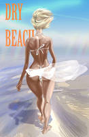 Dry Beach by vangell