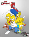 The Simpsons the videogame by vangell