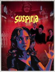 Suspiria by vangell