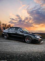 Subaru Shoot III by RedlineHeart