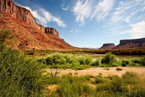 Moab, Utah by RedlineHeart