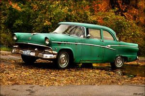 Classic Car II by RedlineHeart