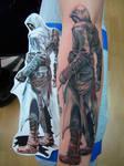 AC-Altair Tattoo by Krimzon-1