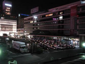 Saturday Yokohama by fabemiko-stock