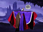 The Evil Queen....The Plot by countess1897