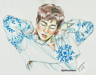 To Onew by Pulimcartoon