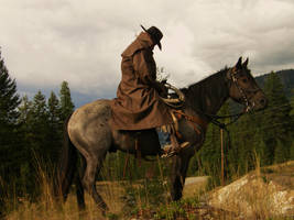 cowboy. by bleedinrose