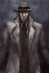 The Stranger by Inenarrable