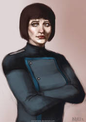 Diane Matlock by Inenarrable